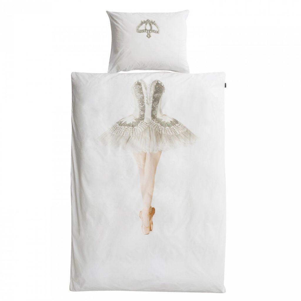 Snurk Dekbedovertrek Ballerina | Klevering
