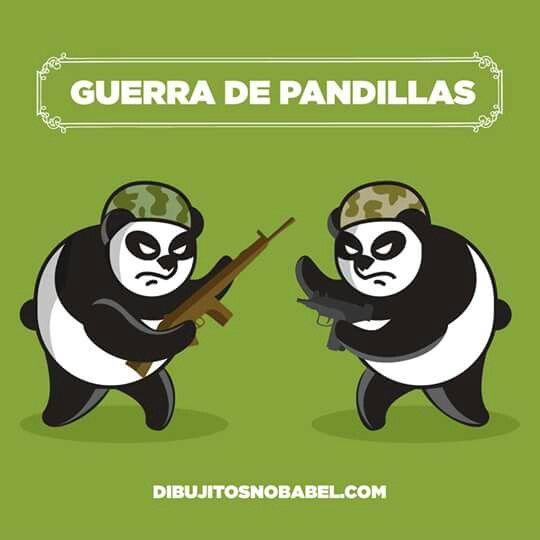 Guerra de Pandillas