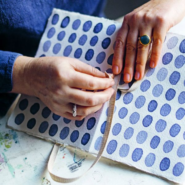 Learn From Expert Bookbinder Rachel Hazell How To Securely