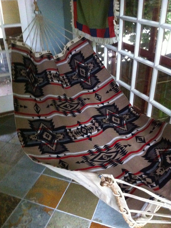 vintage indian summer hammock wwii navy sailors canvas hammock pendleton wool vintage indian summer hammock wwii navy sailors canvas hammock      rh   pinterest