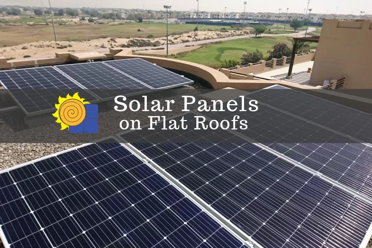 Solar Panels On Flat Roofs 7 Things You Must Know Solar Powered Blog Solar Solar Panels Solar Power