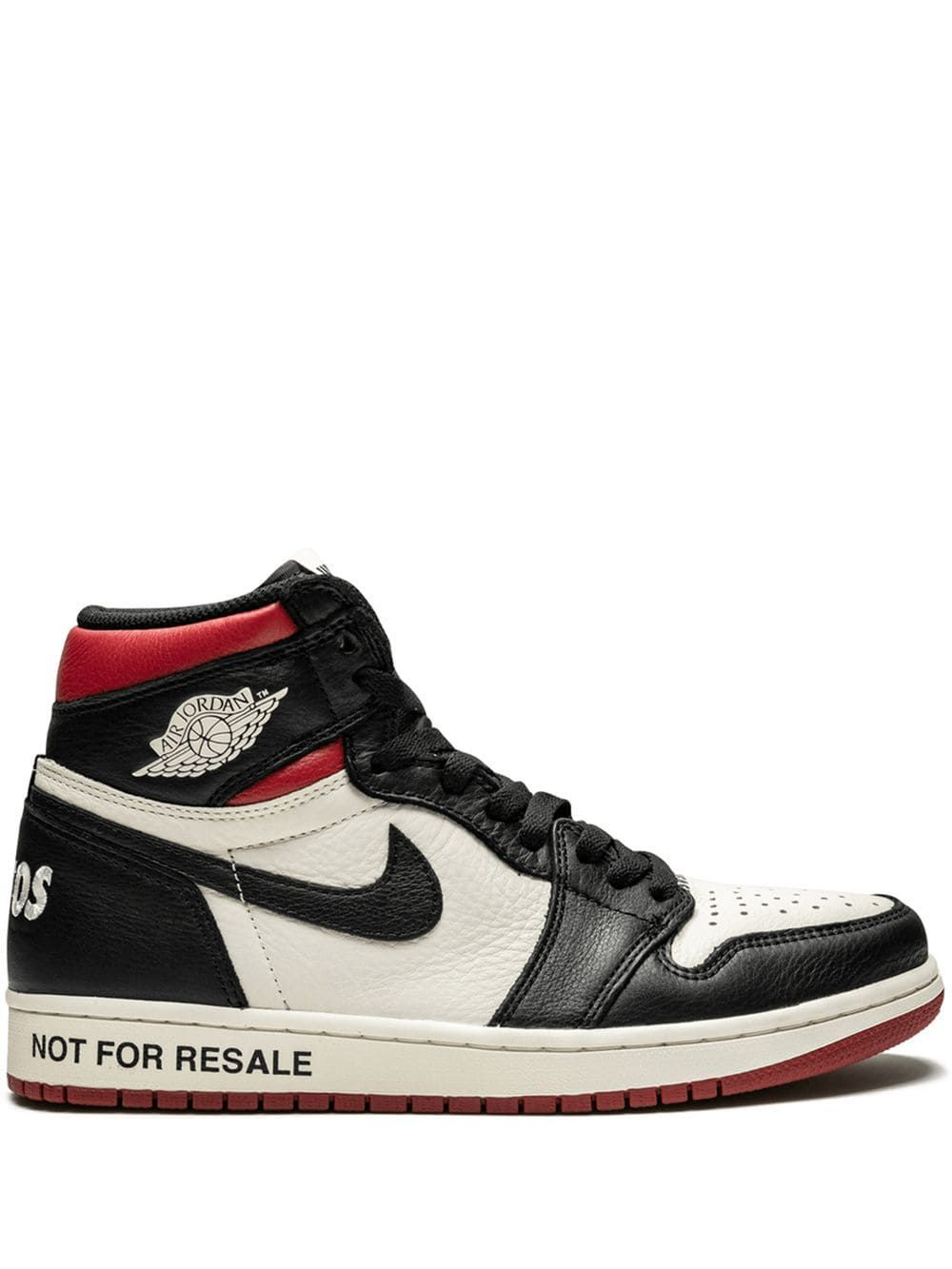 Air Jordan 1 Retro High Og Nrg In Black White With Images
