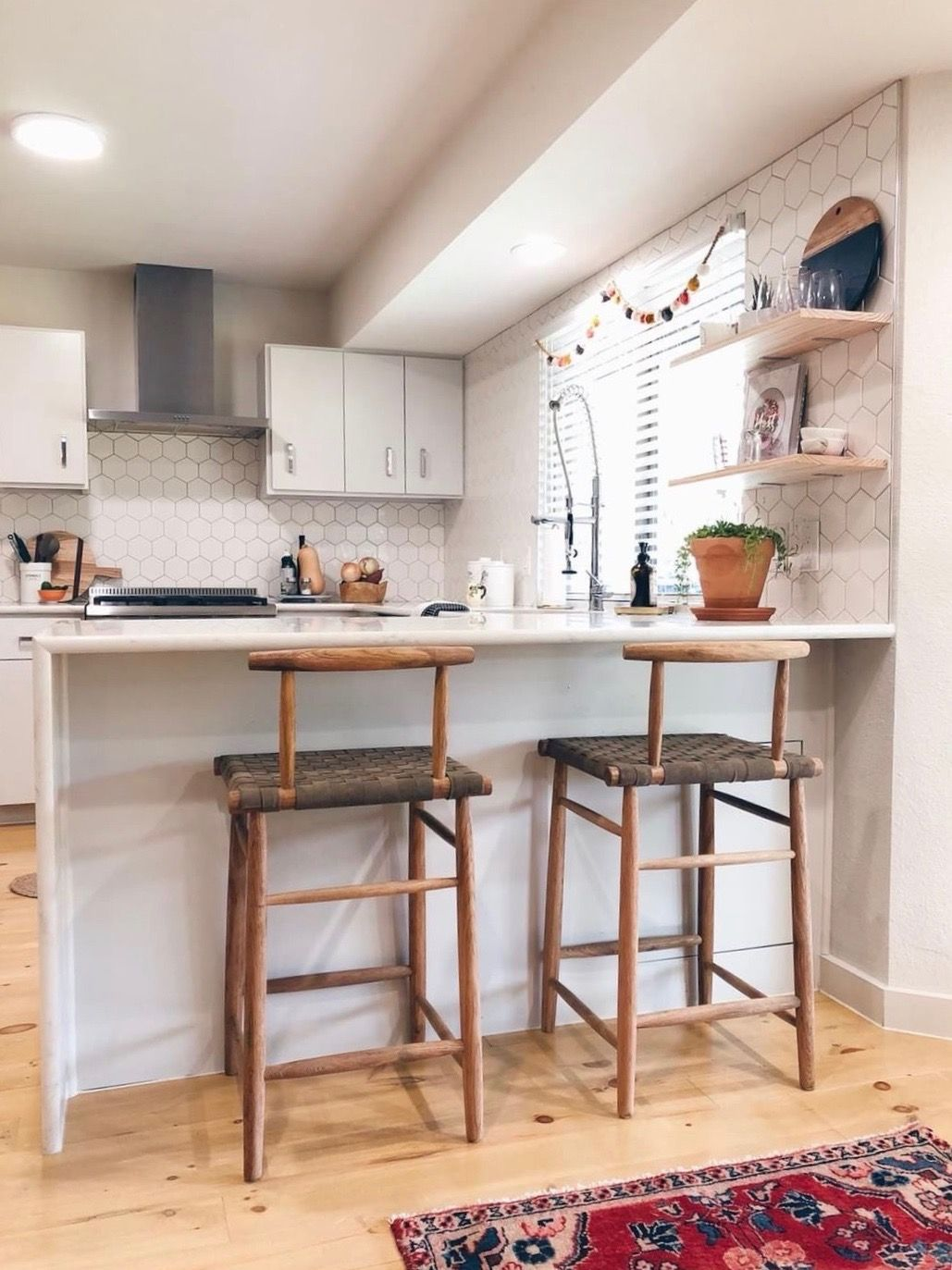 Height Of Floating Kitchen Shelves Floating Shelves Kitchen