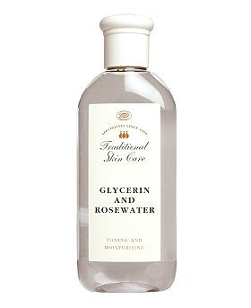 Image result for glycerin and rosewater boots