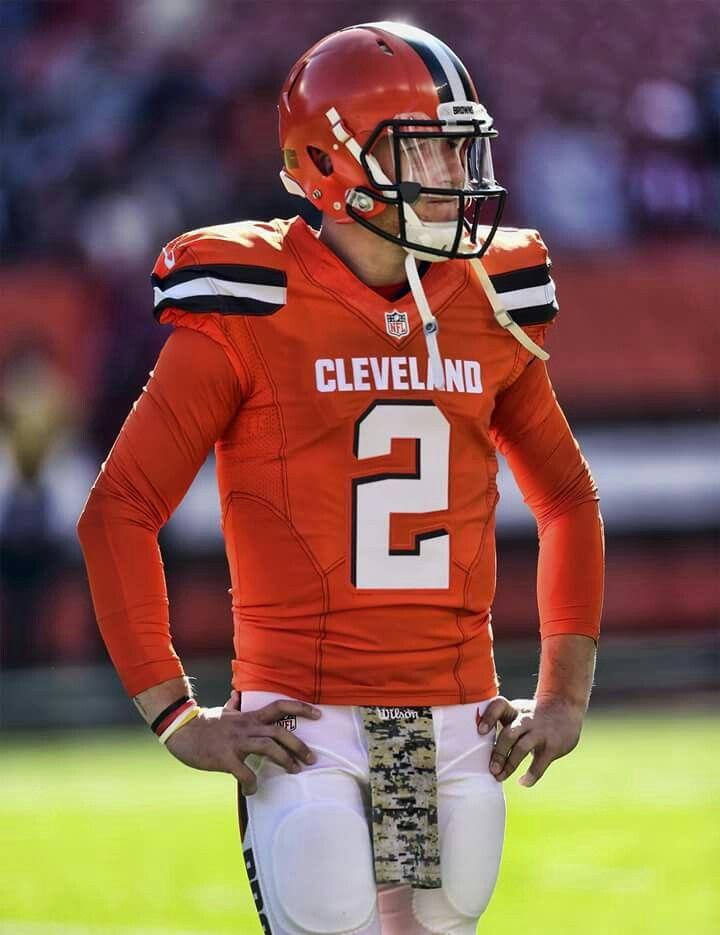 Johnny Manziel! ! #Browns