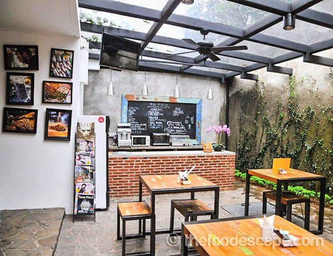 Living Room Cafe, Kemang, Jakarta - FOOD ESCAPE: INDONESIAN FOOD ...