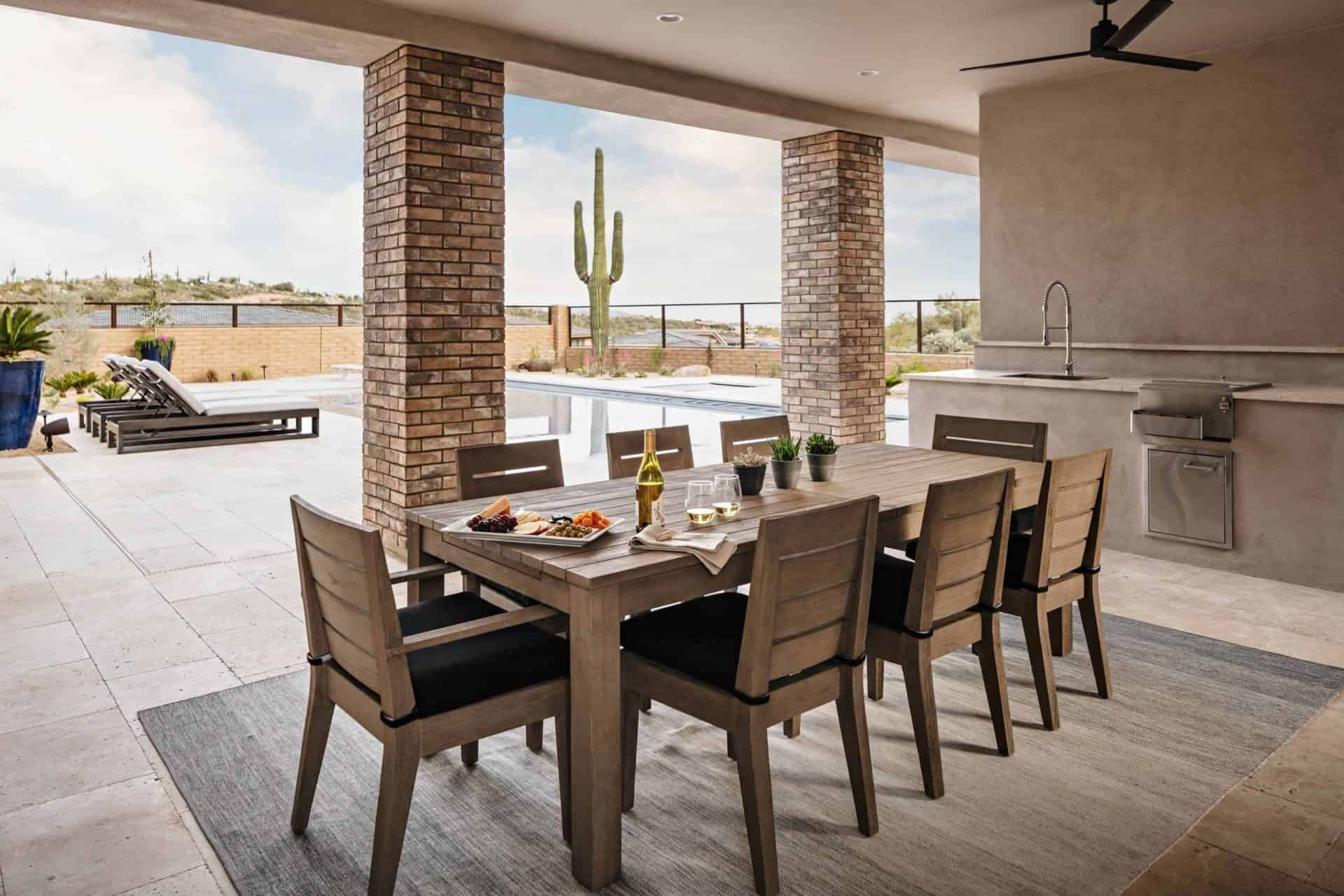 Top 32 Best Outdoor Kitchen Ideas and Designs | New ... on New Vision Outdoor Living id=30153