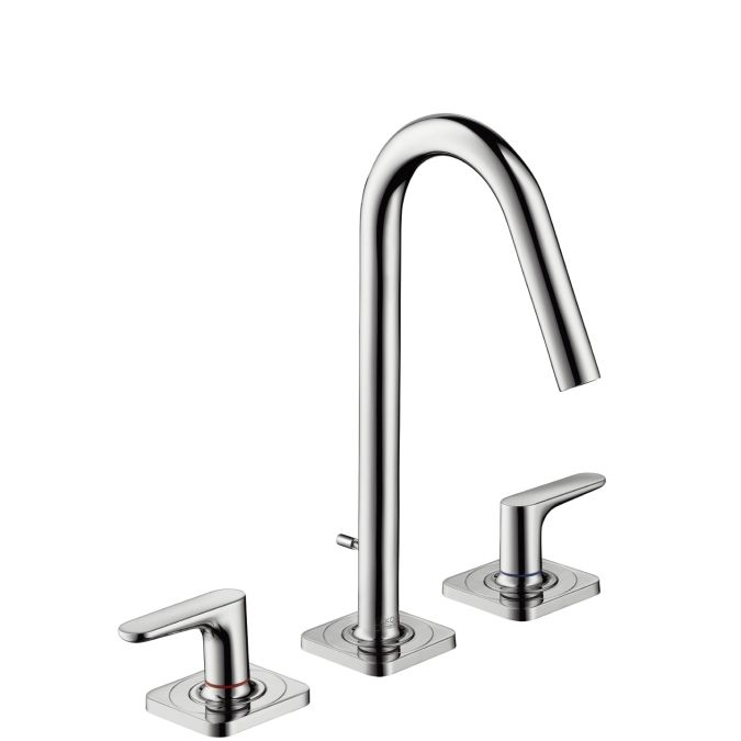 Taps for washbasins, custom height Citterio M