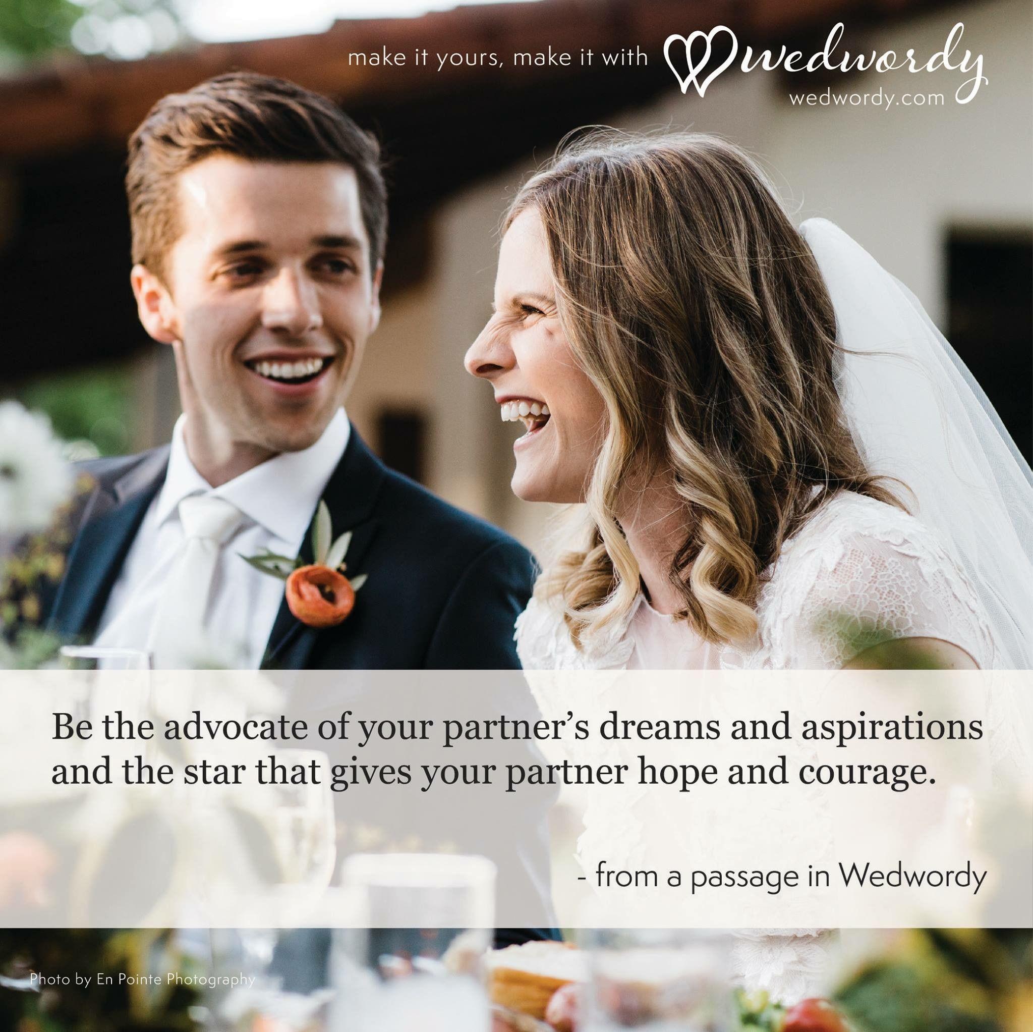 Your Wedding Ceremony Word App Wedwordy Photo En