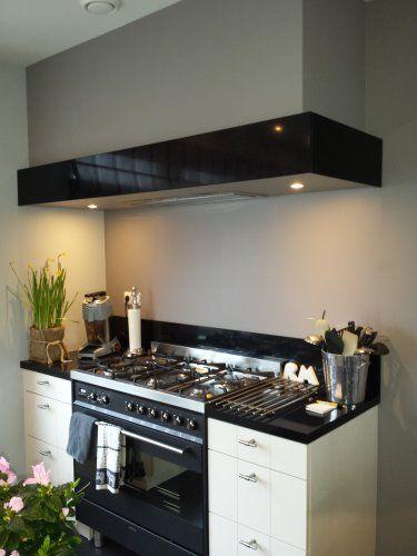 Door decosier op maat gemaakte koof voor afzuigkap 1412 huis pinterest afzuigkap doors en - Mode keuken deco ...