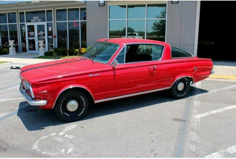 PLYMOUTH 1965 Valiant /& Barracuda Owner/'s Manual 65