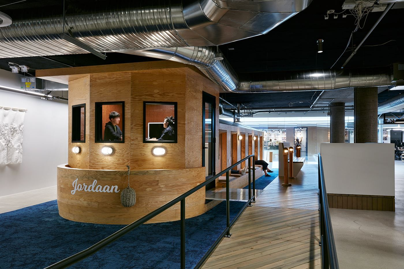 Airbnb Flagship Office San Francisco   Picture Gallery
