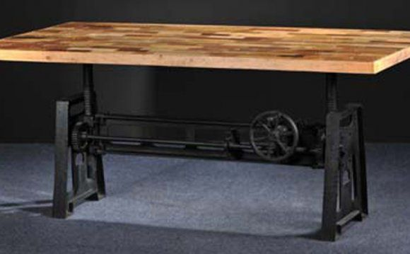Charming Industrial Revolution Furniture