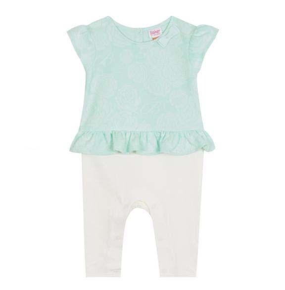 89650324dcaea2 Ted Baker Baby Girls Romper Bodysuit All in One Onesie Newborn Gift 0-3  Months