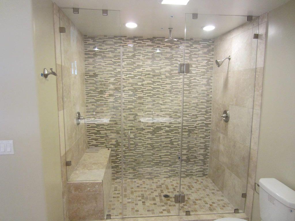 Frameless Shower Enclosure San Diego Cag Jpeg Image 1024 768