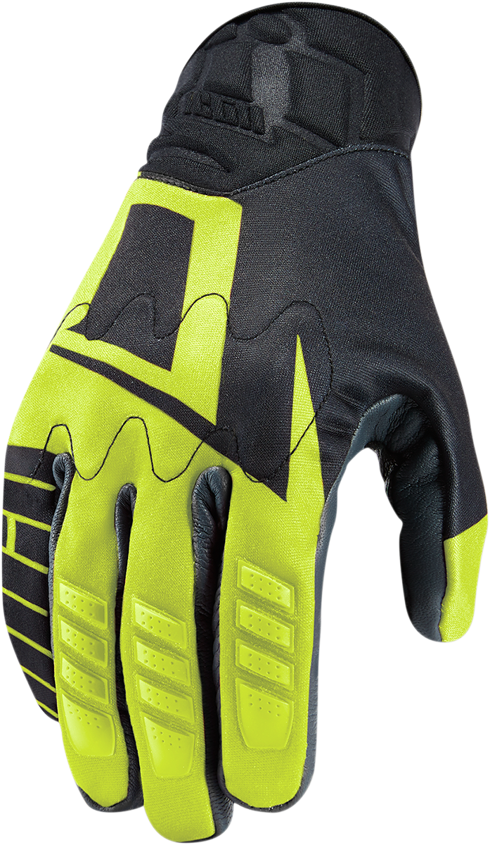 Wireform Glove Hiviz Products Ride Icon (mit Bildern)
