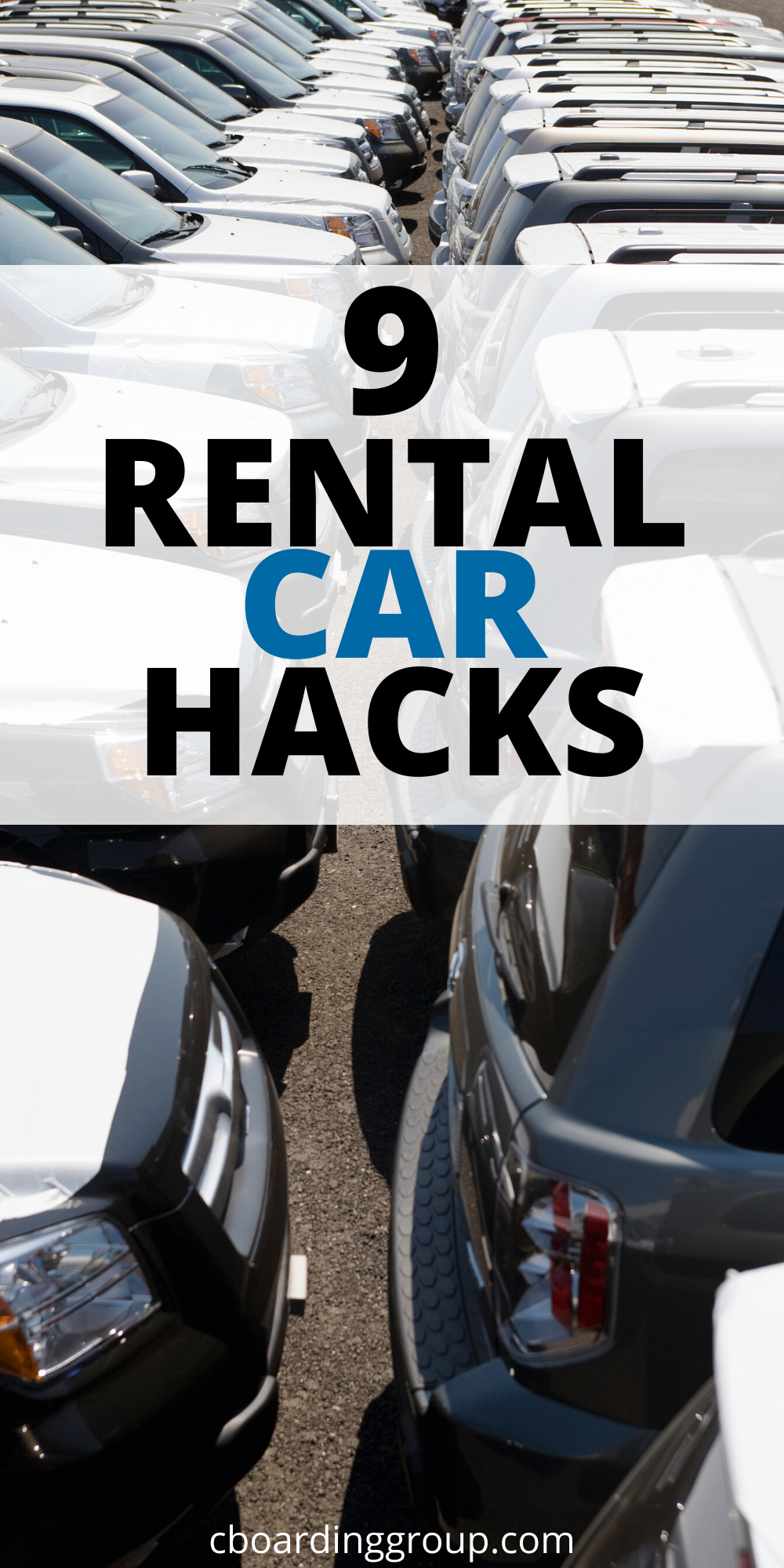 How To Get The Car You Want When Renting