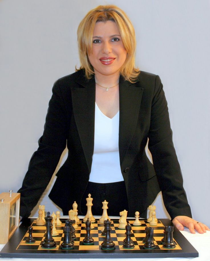 She is the sister of Judit Polgar. Famous for chess
