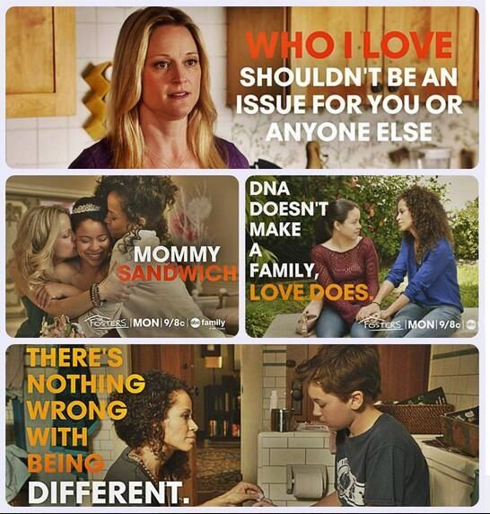 The Fosters- I love this show!