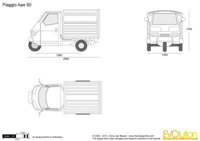 The blueprints vector requests piaggio vespa ape cart the blueprints vector requests piaggio vespa ape malvernweather Image collections