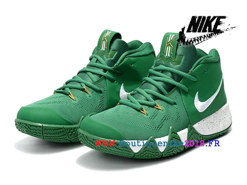 Nike Kyrie 4 Blanc - Chaussures Boot Homme