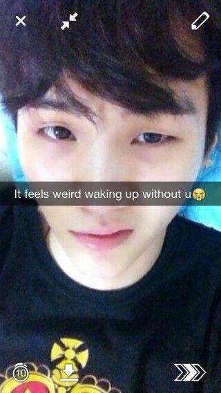 weird snapchat edits