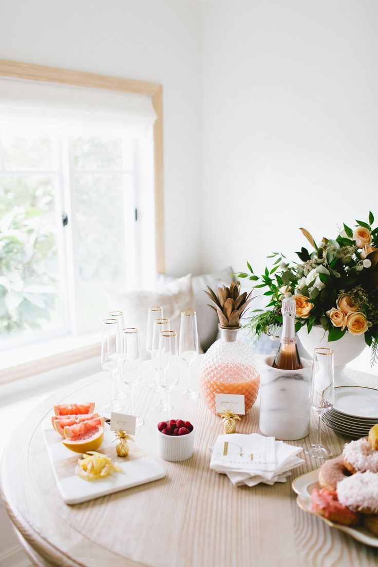 A Fresh & Fancy Girlfriends Brunch! (coco kelley) | Brunch Dreams ...