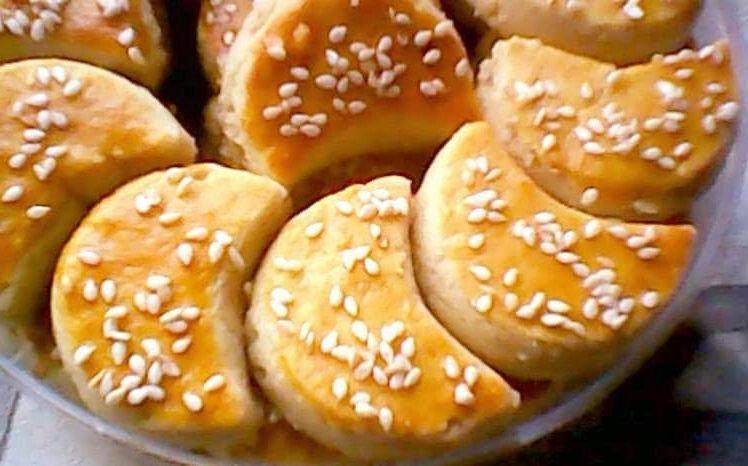 Resep Kue Kering Bulan Sabit Dan Resep Aneka Kue Kering Terbaru Terlaris Kue Kering Resep Resep Biskuit