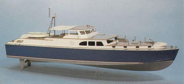 BDauntless Wooden Boat Kit by Dumas - Beauty