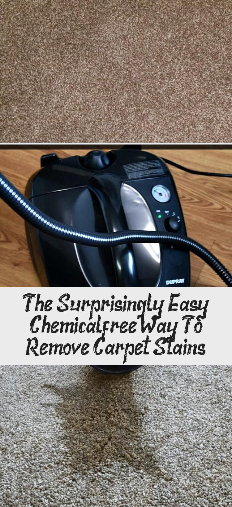 The Surprisingly Easy Chemical Free Way To Remove Carpet Stains In 2020 Stain Remover Carpet Carpet Stains Diy Carpet Stain Remover