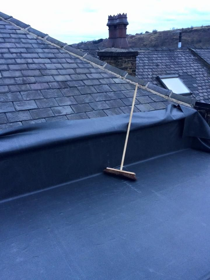 Best Edpm Rubber Roof Installation ‪ ‎Roofers‬ ‪ ‎Eagleroofing 400 x 300