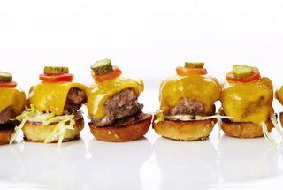 Mini Prime Cheeseburgers