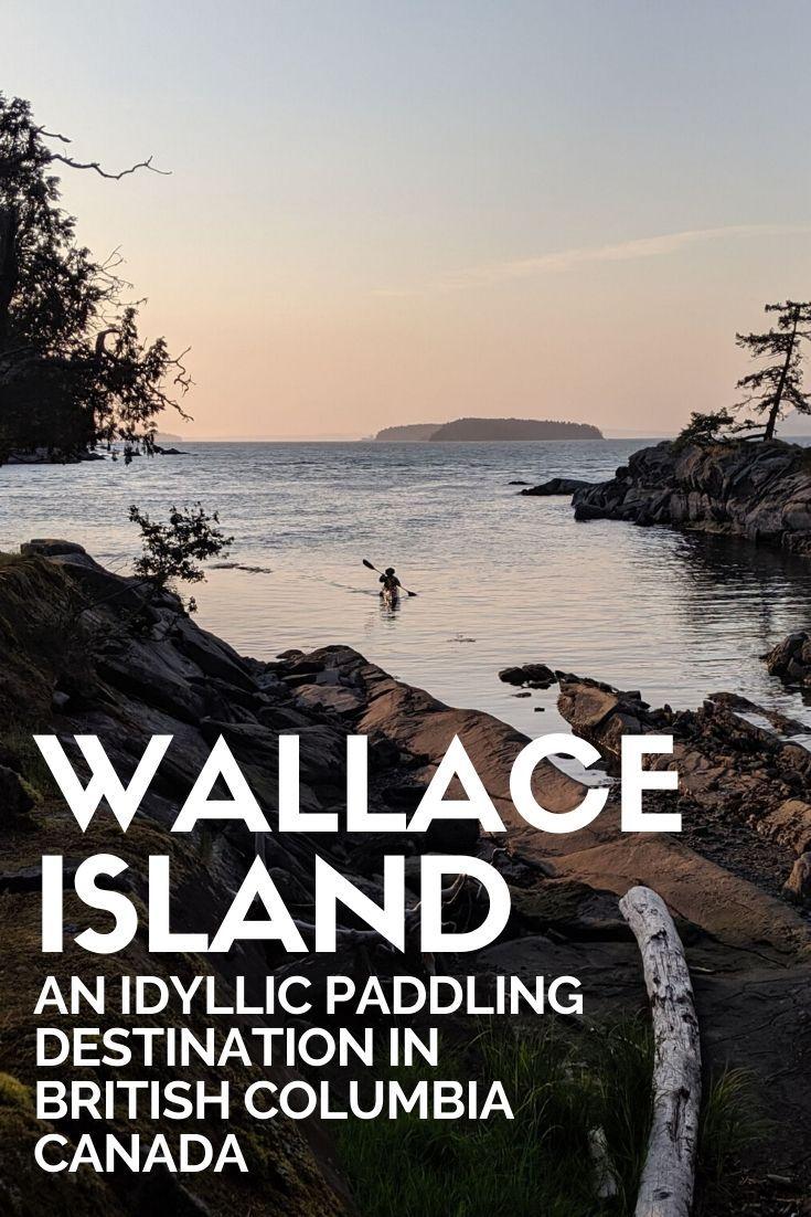 Photo of Wallace Island: An Idyllic Kayaking Destination in British Columbia