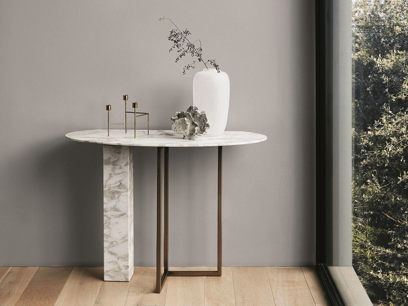 Console Table Abel By Meridiani