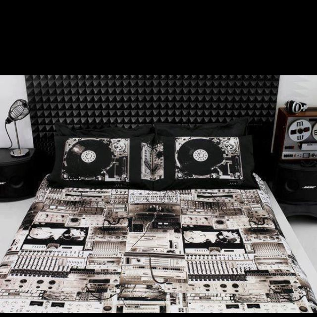 DJ Bed Set
