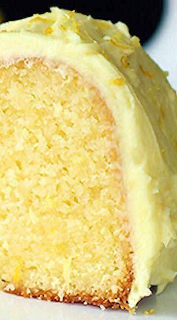 Homemade Lemon Pudding Cake Fluffy Moist Amazing Lemon Flavo