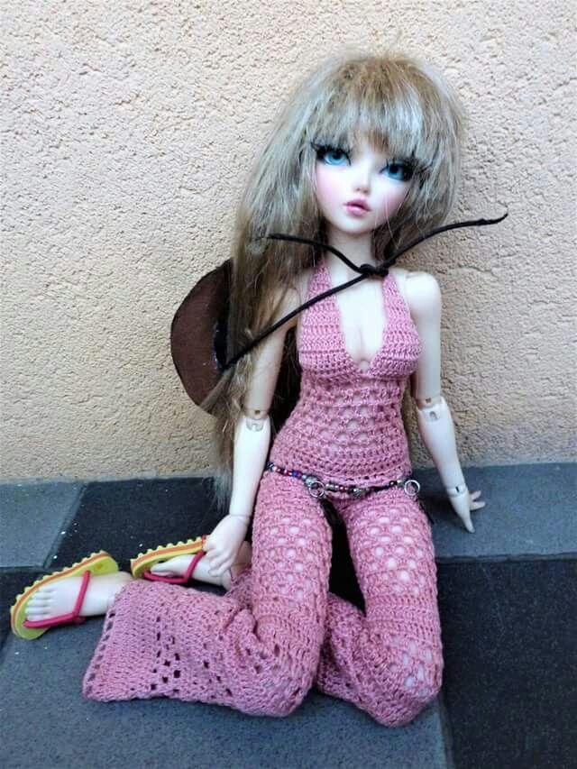 Nice pink clothe | barbie clothes | Pinterest | Puppenkleider