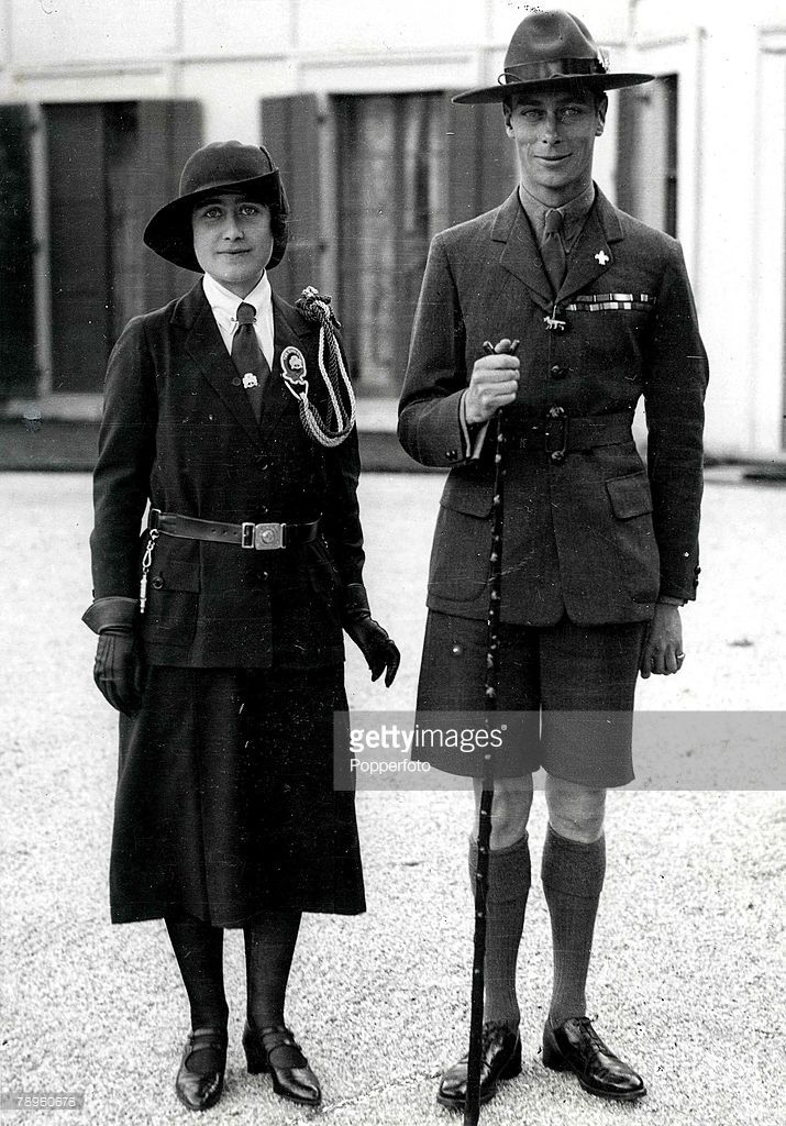Adelaide Australia 1927 King George VI and Quee  The Legacy of Britains royalty Queen