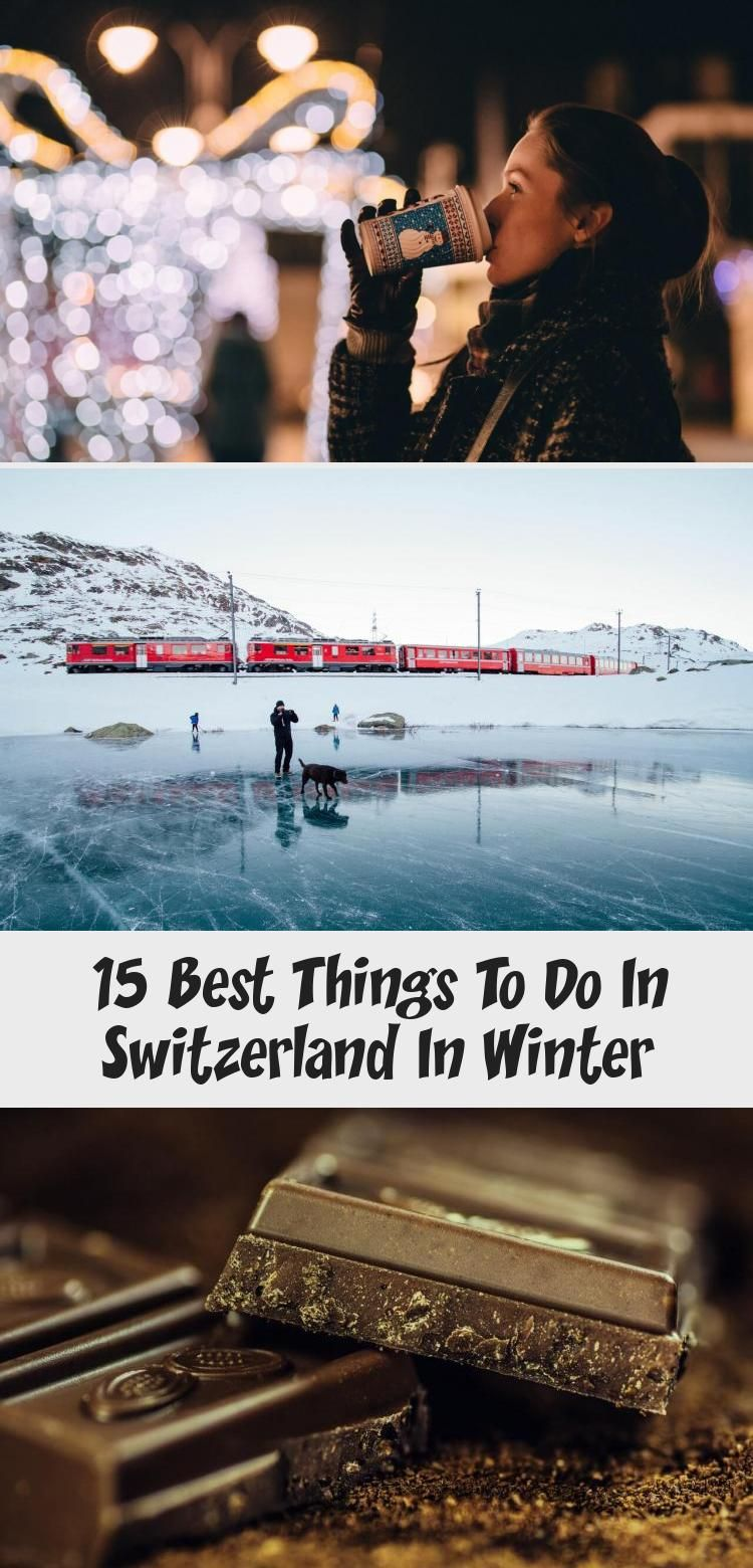 Photo of One of the best seasons in Switzerland is definitely winter. Especially when the…
