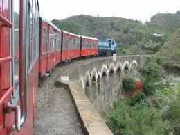 Image result for The Kalka Shimla Railway