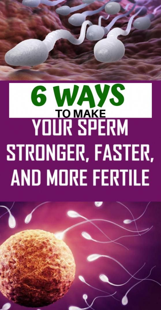 When the sperm isn't making it into the finish line, there are lots of…