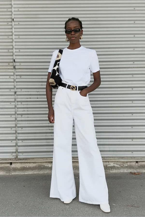 Como usar all white todos os dias da semana e ficar cool » STEAL THE LOOK