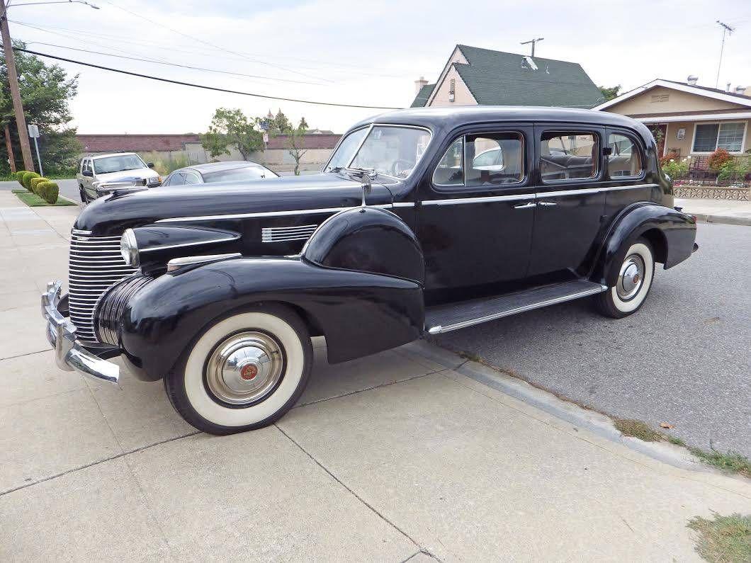 1940 Cadillac 7533 Imperial Limousine | Autos | Pinterest | Cadillac ...