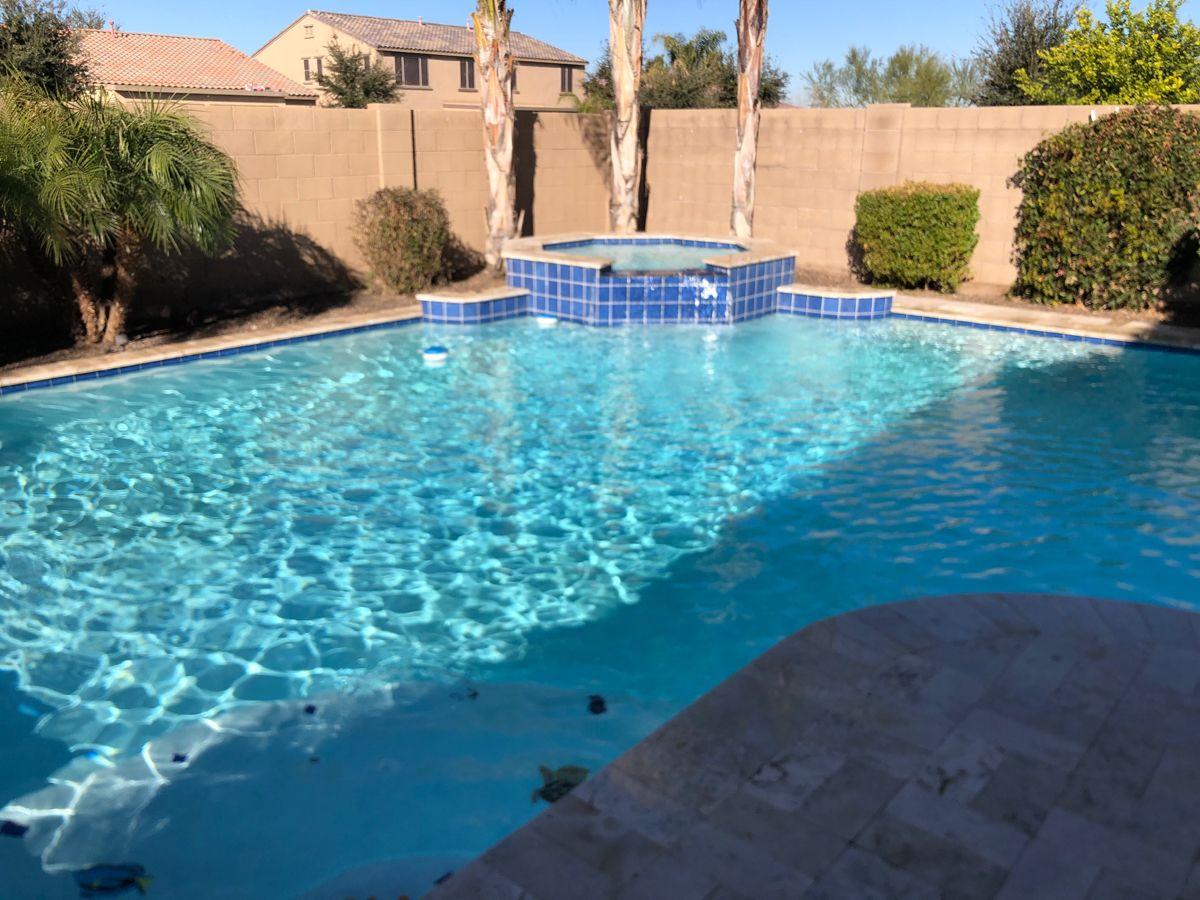 Brennan Pool Care🦈 QueenCreek SanTanValley PoolService