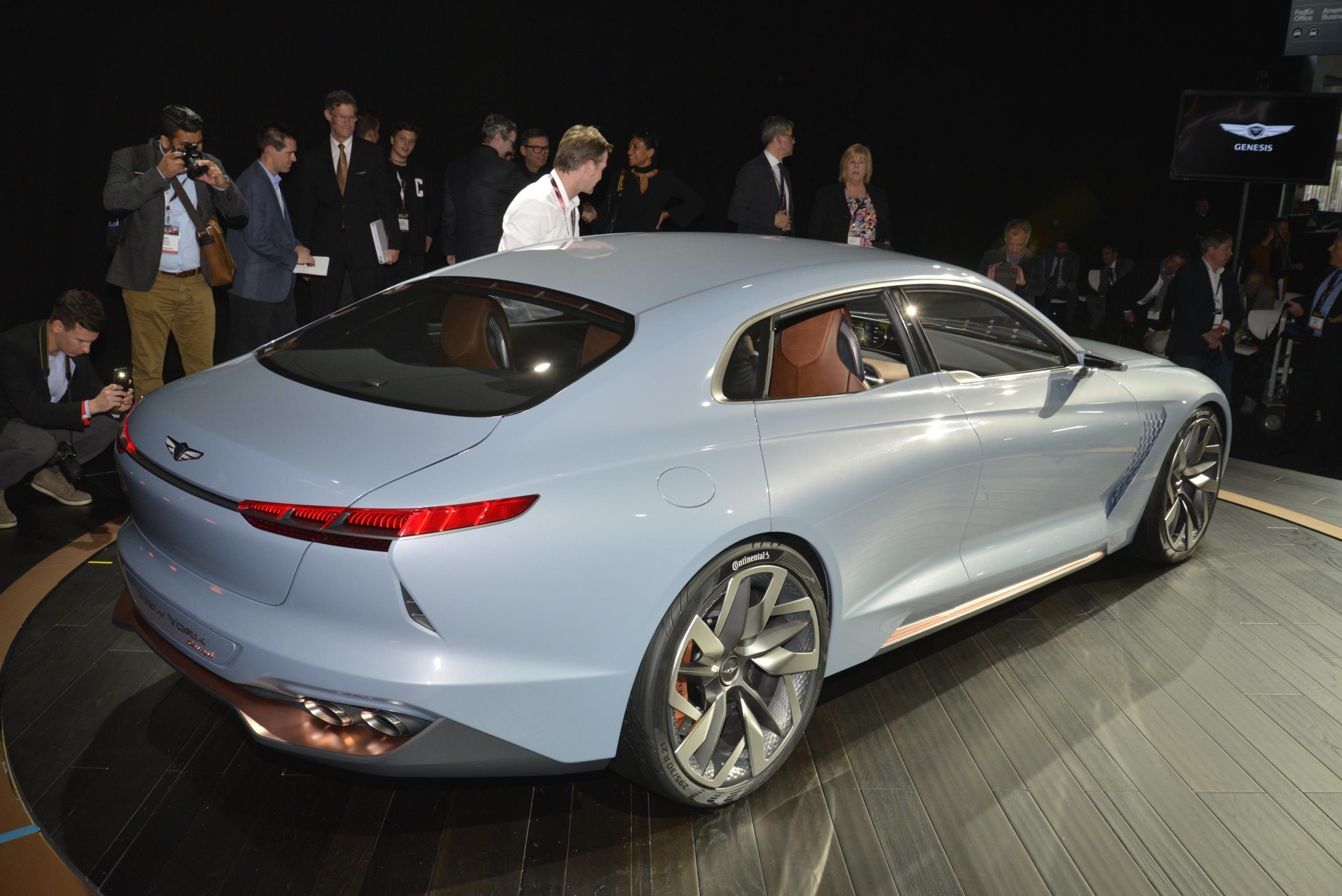 2020 Hyundai Equus Picture