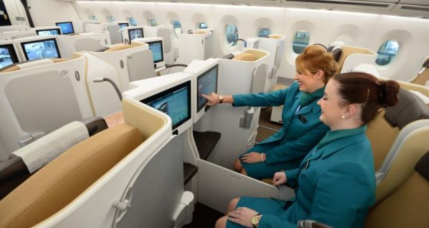 Aer Lingus Iag Deal Set For Completion Today Dublin Airport
