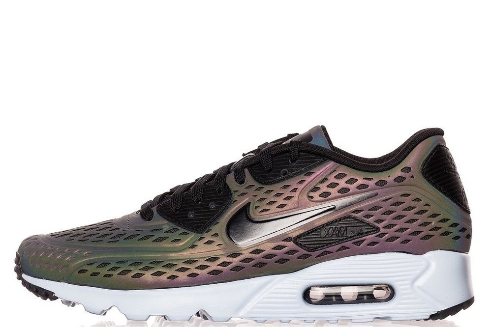 Image of NIKE AIR MAX 90 ULTRA MOIRE 'IRIDESCENT' | When