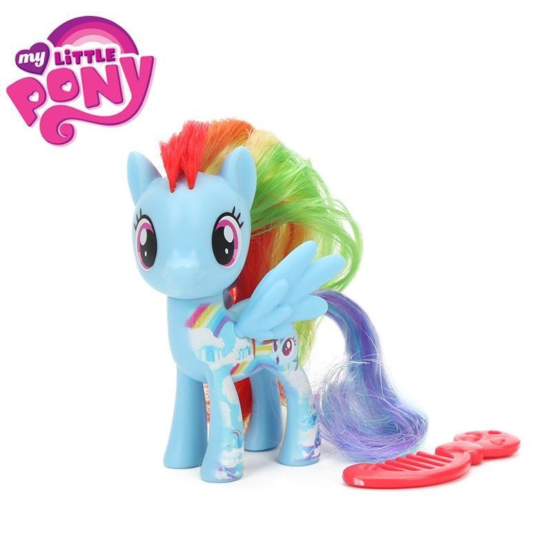 2018 My Little Pony Toys The Movie Dj Pon 3 Big Mcintosh Rainbow