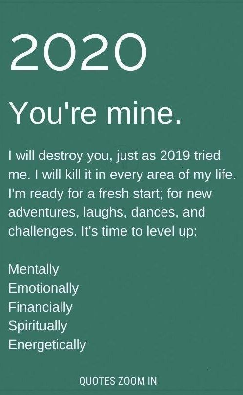 new year goals wishes 2020 for friends and familyHappy new year goals wishes 2020 for friends and family 2020 Will be a selfish year My time will be invested on me On imp...