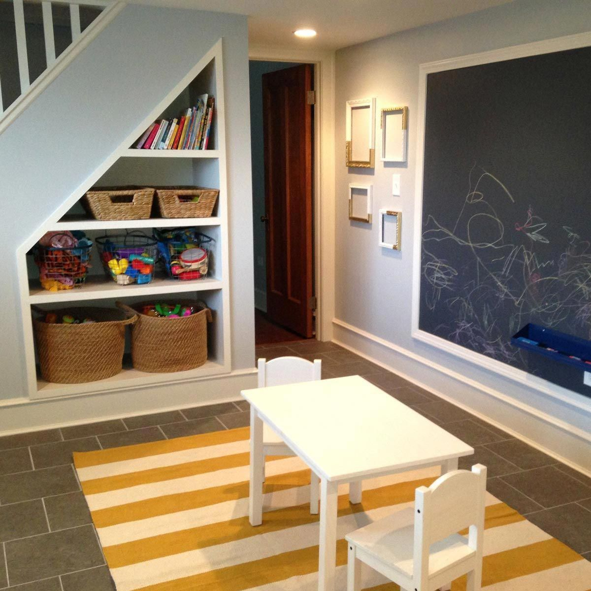 Provide your basement walls a rustic appearance without breaking the bank or breaking into sweat ...